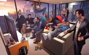 Grand Theft Auto Crossover