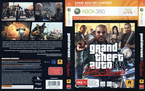 Grand Theft Auto IV The Lost Damned