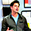 John Stamos चित्र probably with an overgarment titled Grandfathered