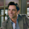 John Stamos चित्र probably with a business suit, a holding cell, and a penal institution called Grandfathered