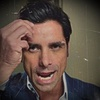 John Stamos photo with a portrait entitled Grandfathered