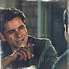 John Stamos photo with a portrait called Grandfathered