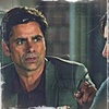 John Stamos चित्र containing a portrait titled Grandfathered