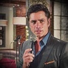 John Stamos चित्र containing a business suit called Grandfathered