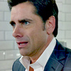 John Stamos foto possibly with a business suit and a portrait entitled Grandfathered