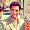 John Stamos photo possibly with a portrait titled Grandfathered