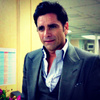 John Stamos photo containing a business suit, a judge advocate, and a suit titled Grandfathered
