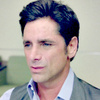 John Stamos foto containing a portrait called Grandfathered