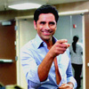 John Stamos photo possibly containing a business suit and a portrait titled Grandfathered