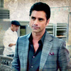 John Stamos चित्र with a business suit entitled Grandfathered