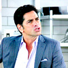 John Stamos चित्र with a business suit, a judge advocate, and a portrait called Grandfathered