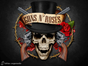 pistolas n rosas