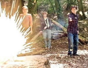 HP7 Part 1 Promotional Stills