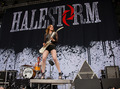 Halestorm in concert - halestorm photo