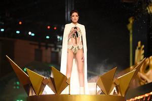 Halsey at the MTV Movie Awards