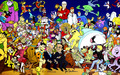 Hanna-Barbera and Co. - hanna-barbera wallpaper