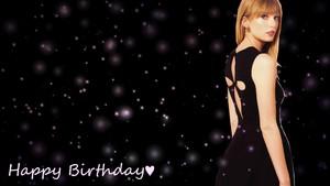 Happy Birthday Flora♥