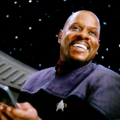 Happy Sisko gives me life - star-trek-deep-space-nine fan art