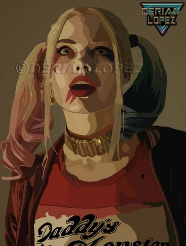 Harley Quinn wallpaper entitled Harley Quinn