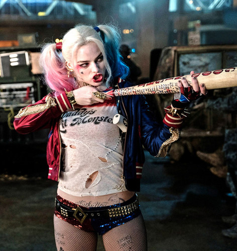 Suicide Squad wallpaper called Harley Quinn