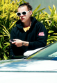Harry hits Malibu's Cafe Habana in Malibu - harry-styles photo
