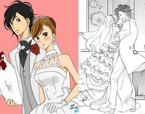 Haru and Shizuku's Wedding