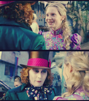 Hatter and Alice