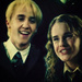 Hermione and Draco - hermione-granger icon