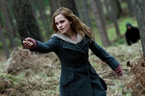 Гермиона Грейнджер Обои called Hermione in HP7 Part 1 Promotional Stills