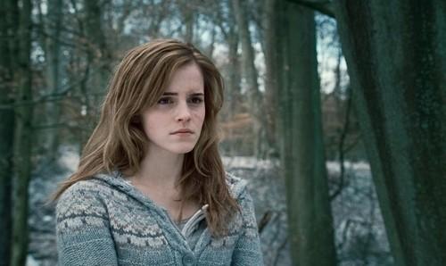 Hermione granger images hermione in hp7 part 1 promotional stills wallpaper and background - Qui est hermione granger ...