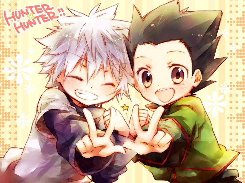 Sasha Andreevna Images Hunter X Killua And Gon HD Wallpaper Background Photos