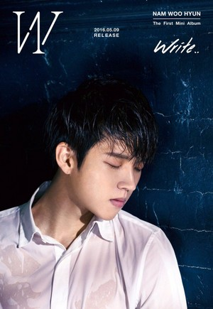 INFINITE Woohyun's out with first teaser image for his solo debut!
