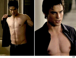 Ian Somerhalder / Damon Salvatore