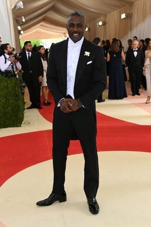 Idris Elba Met Gala 2016