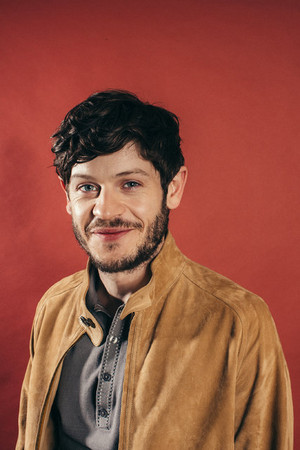 Iwan Rehon in The New York Times Photoshoot