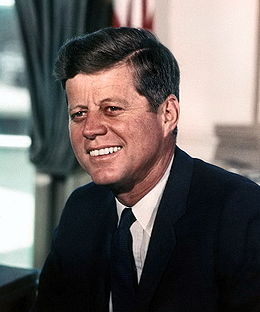 The Presidents of The United States wallpaper entitled JFK