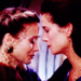 Jadzia and Lenara