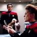 Janeway and Chakotay - star-trek-voyager icon