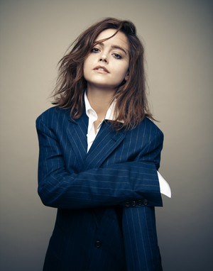 Jenna Coleman for Interview Magazine