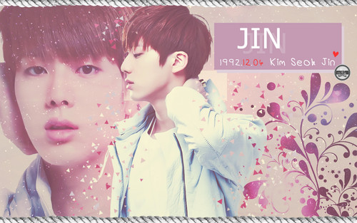 acak wallpaper called Jin