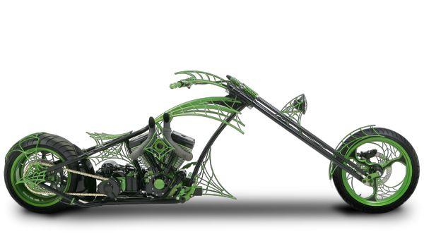 Jr s Dream Bike