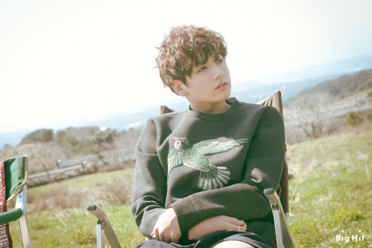Jungkook | Young Forever photoshoot