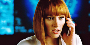 Jurassic World Screencaps - Claire Dearing