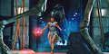 Jurassic World Screencaps - Claire Dearing & Tyrannosaurus Rex