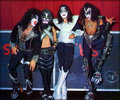 KISS ~ Kitchener, Ontario, Canada…July 16, 1977 - kiss photo