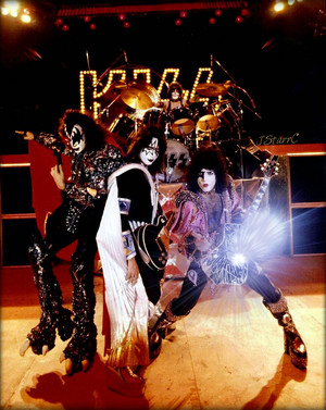 Kiss ~Lakeland, Florida…June 14, 1979 (Dynasty tour)