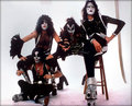 KISS ~Los Angeles, California…May 30, 1975  - kiss photo