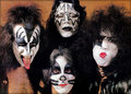KISS (NYC) August 23, 1975 - kiss photo