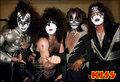 KISS ~Tokyo, Japan...March 21, 1977 (Tokyo Hilton Press Conference)  - kiss photo