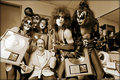 KISS ~Uniondale, New York…December 31, 1975 - kiss photo